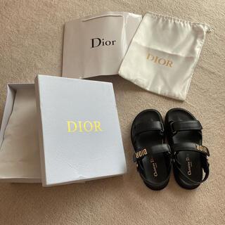 ディオール(Dior)のDior サンダル 新品、未使用(サンダル)