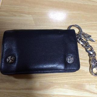 2c7248f4156c クロムハーツ チェーン 折り財布(メンズ)の通販 33点   Chrome Heartsの ...