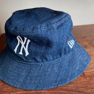 NEW ERA - ニューエラ NEW ERA バケットハット 帽子