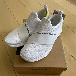 ニコアンド(niko and...)の新品 niko and  adidas ランニングシューズ(スニーカー)