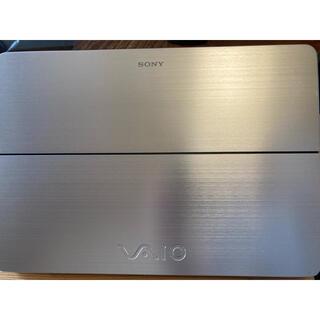 バイオ(VAIO)のSONY VAIO Fit 11A SVF11N19EJS タッチパネル(ノートPC)