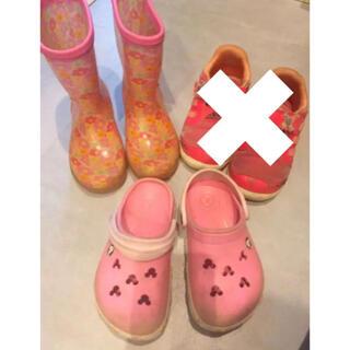 クロックス(crocs)のシューズセット♡クロックス CROCS 長靴 サンダル レインシューズ(長靴/レインシューズ)