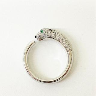 カルティエ(Cartier)のカルティエ Cartier パンテールリング リング・指輪 メンズ【中古】(リング(指輪))
