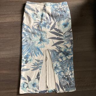 ロンハーマン(Ron Herman)のRonherman ボタニカルスウェットスカート(ひざ丈スカート)