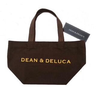 DEAN&DELUCA トートバッグ 茶(トートバッグ)