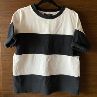 イーストボーイ(EASTBOY)のイーストボーイ 半袖 Tシャツ ボーダー(Tシャツ(半袖/袖なし))