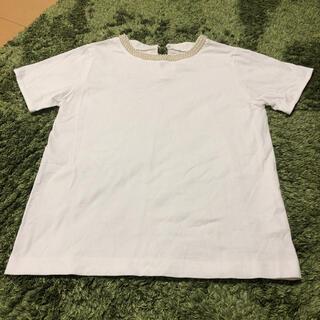 アナトリエ(anatelier)のアナトリエ パールTシャツ(カットソー(半袖/袖なし))
