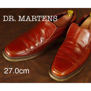Dr.Martens - 【シューキーパー付き】 DR. MARTENS スリッポン UK9 27.0cm