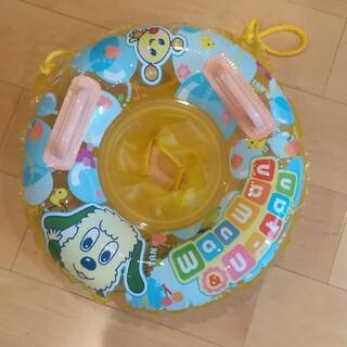 タカラトミー(Takara Tomy)の浮き輪 ワンワン 50センチ 足入れ(マリン/スイミング)