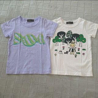 ユニカ(UNICA)のユニカ Tシャツ トップス 100(Tシャツ/カットソー)
