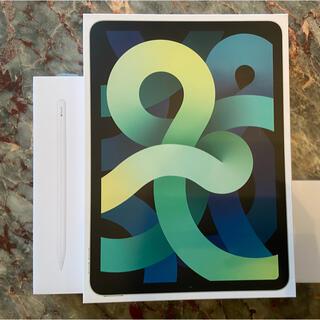 アップル(Apple)のiPad Air 4 64GB Apple Pencil 第二世代 セット(タブレット)