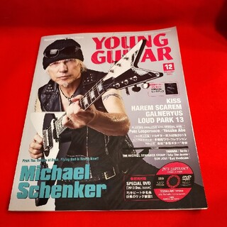 YOUNG GUITAR (ヤング・ギター) 2013年 12月号(ポピュラー)