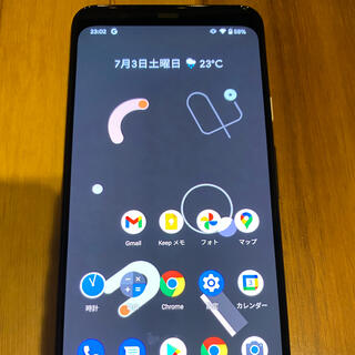 グーグル(Google)の※J&Aママ様用 Pixel XL SIMフリー 64GB(スマートフォン本体)