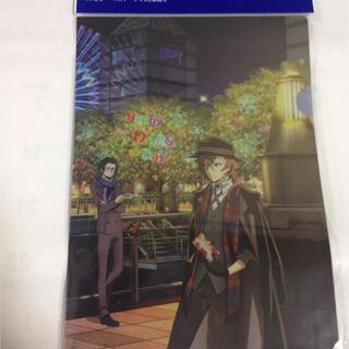 モリナガセイカ(森永製菓)の文豪ストレイドッグス クリアファイル オジナルデザイン(クリアファイル)