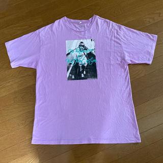 アズノウアズ(AS KNOW AS)のas know as ロングTシャツ ビッグTシャツ Tシャツ フリーサイズ(Tシャツ(半袖/袖なし))