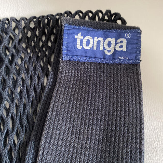 tonga(トンガ)の【送料無料】tonga抱っこ紐♡ キッズ/ベビー/マタニティの外出/移動用品(抱っこひも/おんぶひも)の商品写真