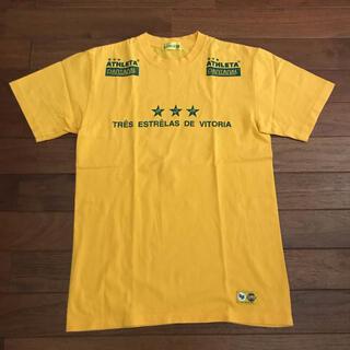 アスレタ(ATHLETA)のATHLETA × PANTANAL ダブルネーム Tシャツ(Tシャツ/カットソー(半袖/袖なし))