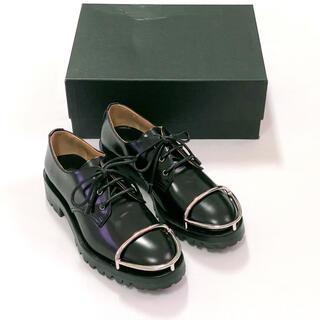 アレキサンダーワン(Alexander Wang)のALEXANDER WANG LYNDON LOW ブーツ 38(ローファー/革靴)