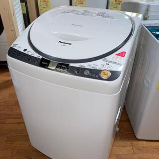 Panasonic - (洗浄・検査済み)Panasonic 洗濯機 8.0kg 2015年製