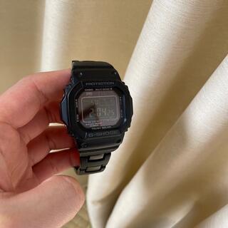 ジーショック(G-SHOCK)のカシオ GW-M5610BC(金属ベルト)