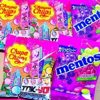 メントス グレープアソート②/チュッパチャプス アソート③(菓子/デザート)