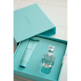 Tiffany & Co. - 【非売品】 TIFFANY & Co. PARFAM・BODY LOTION
