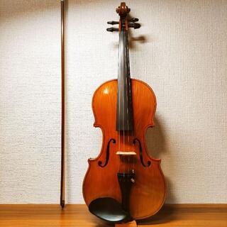 【良反響麗音】スズキ No.520 4/4 バイオリン 1992(ヴァイオリン)