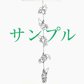 ディズニー(Disney)の壁掛けワイヤーアート ワイヤークラフト ファンタジー 妖精 童話 白雪姫(アート/写真)