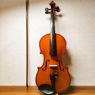 【麗音美杢】スズキ No.360 4/4 バイオリン1976(ヴァイオリン)