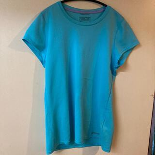 パタゴニア(patagonia)のパタゴニア ランニングTシャツ women's (ウェア)