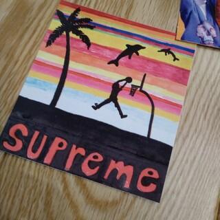 シュプリーム(Supreme)のシュプリーム ダンク ステッカー dunk(その他)