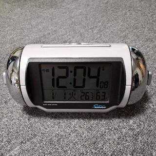 SEIKO - 大音量目覚まし時計 スーパーライデン セイコー