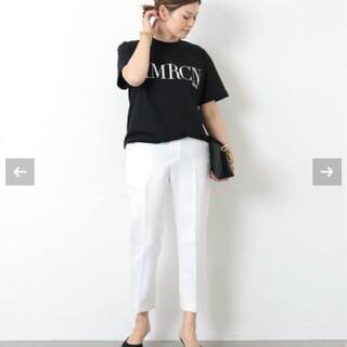 DEUXIEME CLASSE - ドゥーズィエムクラス Cropped パンツ