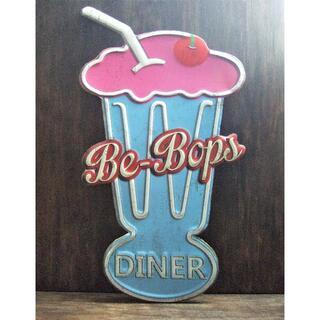 アメリカン雑貨☆Be-Bop's DINER看板(その他)