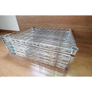 アイリスオーヤマ(アイリスオーヤマ)のメタルラック 55cm×45cm 高さ183cm (棚/ラック/タンス)