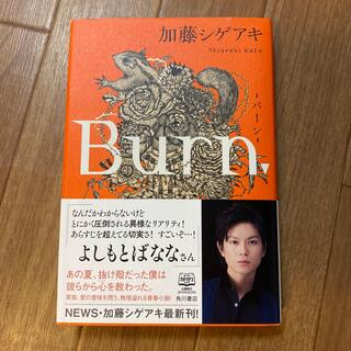 ニュース(NEWS)のBurn.(文学/小説)