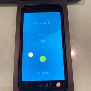 バイオ(VAIO)のVAIO Phone VA-10J SIMフリー(スマートフォン本体)