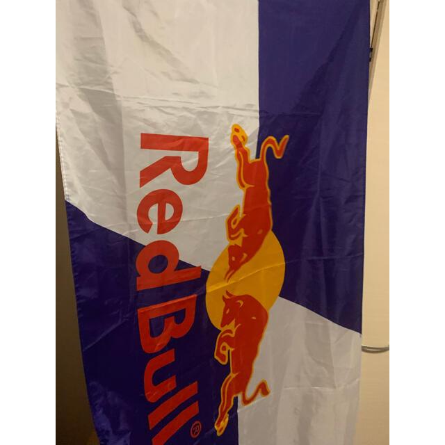 レッドブル フラッグ 旗 インテリア/住まい/日用品のインテリア小物(ウェルカムボード)の商品写真