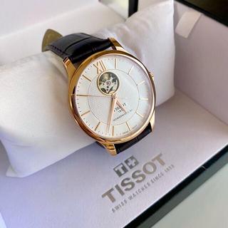 ティソ(TISSOT)の✨TISSOT✨トラディションオートマティック オープンハート(腕時計(アナログ))