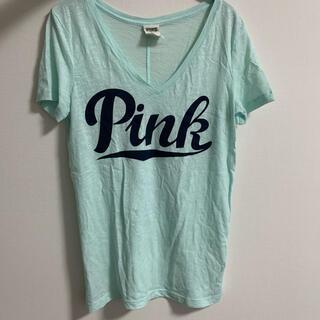 ヴィクトリアズシークレット(Victoria's Secret)のPINK ティーシャツ(Tシャツ/カットソー(半袖/袖なし))