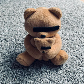 UNDERCOVER - UNDERCOVER BEAR Doll