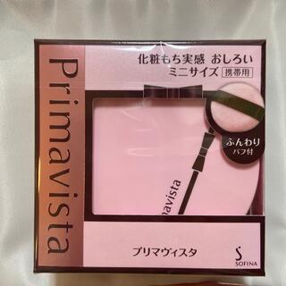 プリマヴィスタ(Primavista)の【新品】プリマヴィスタ 化粧もち実感おしろい パフ付 ミニサイズ(4.8g)(フェイスパウダー)