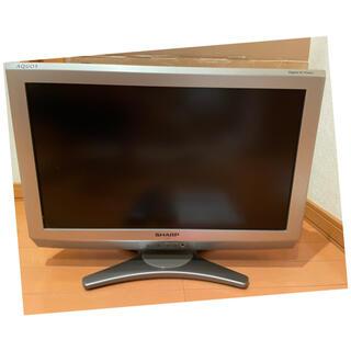 アクオス(AQUOS)のVize00様専用  AQUOS LC-20E6【ジャンク❗️】(テレビ)