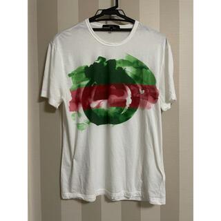 グッチ(Gucci)の未使用 GUCCI グッチ Tシャツ プリント ブランドTシャツ(Tシャツ/カットソー(半袖/袖なし))