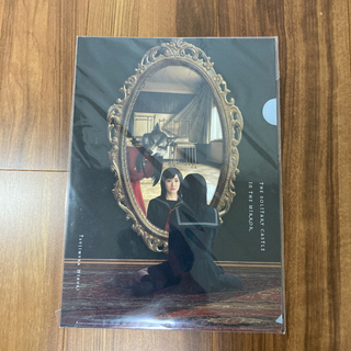 ノギザカフォーティーシックス(乃木坂46)の生駒里奈さん舞台「かがみの孤城」 クリアファイル2枚組×2セット(アイドルグッズ)