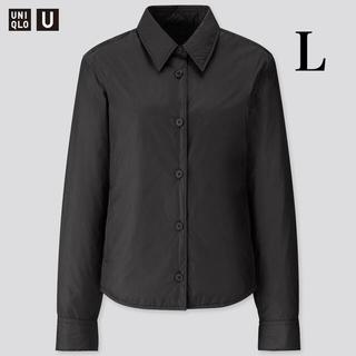 UNIQLO - ユニクロユー ユニクロu イネス ルメール  ジャケット シャツジャケット GU