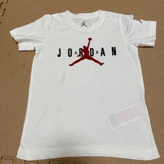ナイキ(NIKE)のNIKE ジョーダン 半袖 サイズ116-122㌢ 6-7YRS(Tシャツ/カットソー)