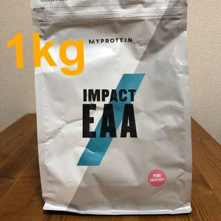 マイプロテイン(MYPROTEIN)のMY PROTEIN EAA 1kg (Pink Grapefruit)(プロテイン)