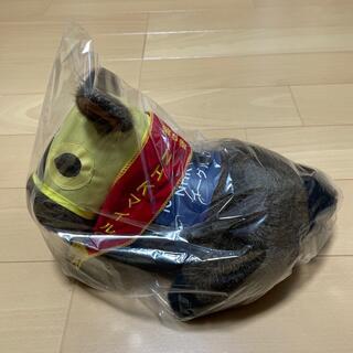 美品 新品同様 イーグルカフェ NHKマイルC アバンティー Sサイズ(ぬいぐるみ)