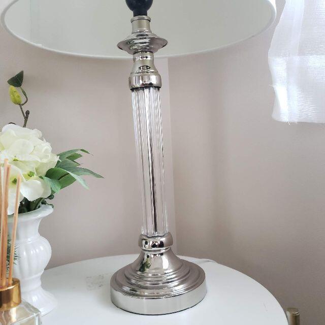 ZARA HOME(ザラホーム)の値下げ♪ZARAHOME大きなテーブルランプ インテリア/住まい/日用品のライト/照明/LED(テーブルスタンド)の商品写真
